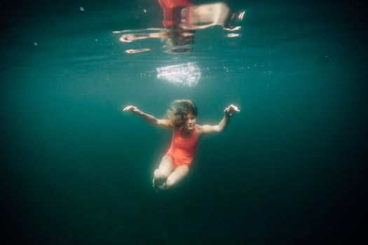 Underwater dreams – pop up event at Guy How