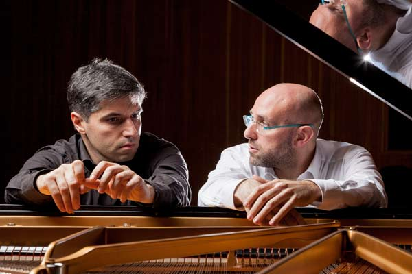 Duo Marchegiani & Schiavo – concert in collaboration with Aino Ackté concert series