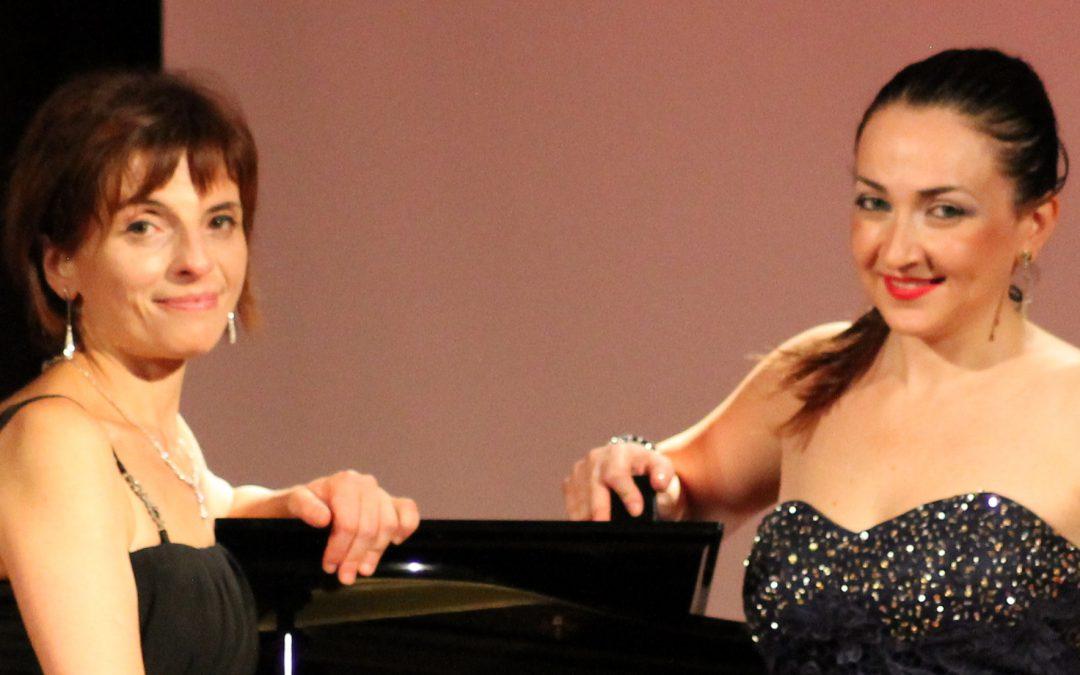 Diana Nocchiero piano & Silvia di Falco soprano