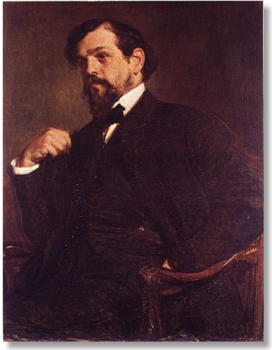 Claude Debussy – 100 years since the composer´s death