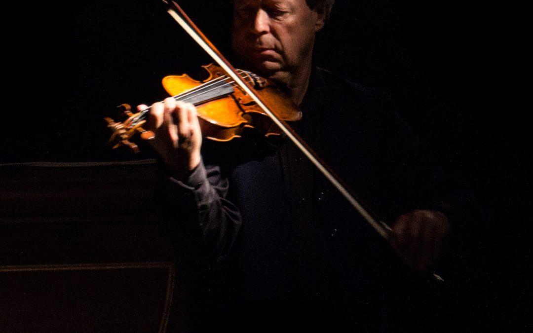 Michael Süssmann violin & Tor Erik Seime Pettersen piano